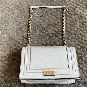 Nine West grey bag, never worn, perfect condition